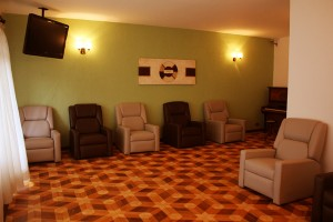 O Lar Alcina é um residencial para idosos em Diadema  S.P