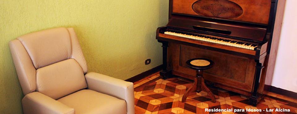 O residencial para idosos Lar Alcina