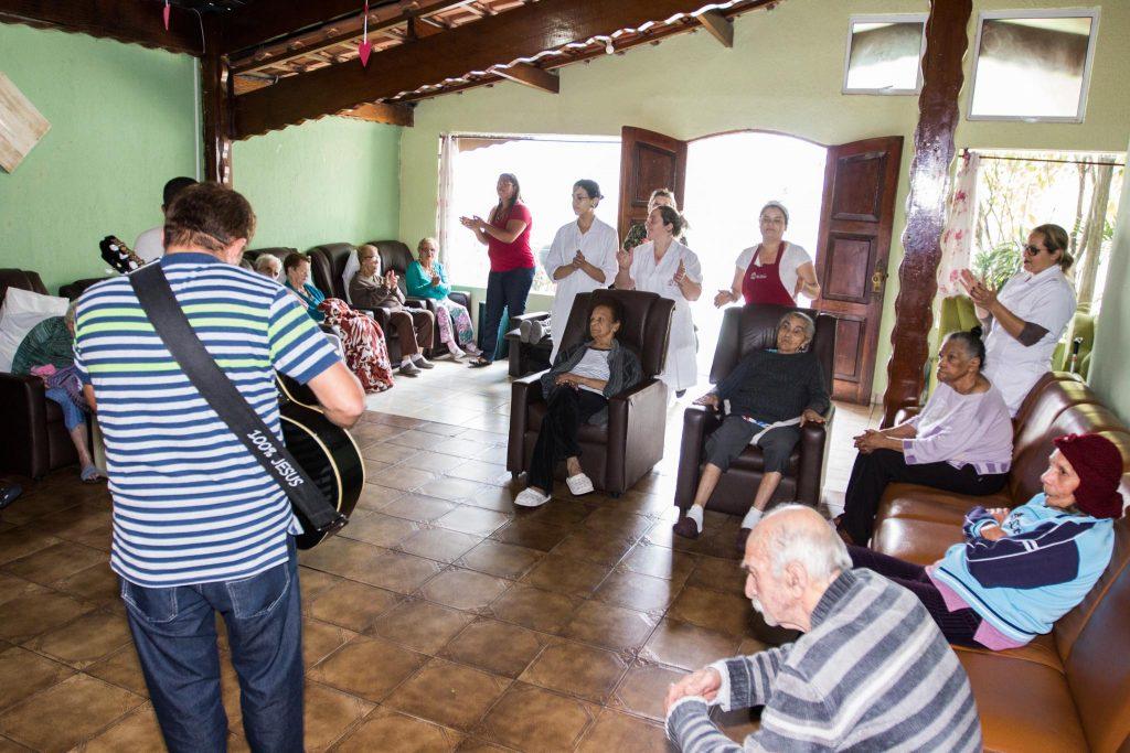 Lar para Idosos próxima á Vila Mariana